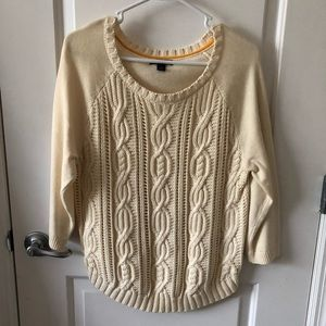 Tommy Hilfiger Cable Sweater